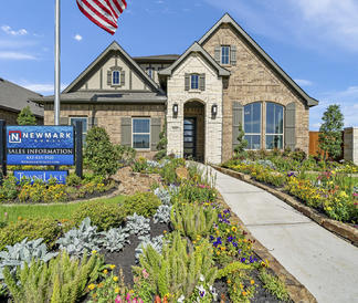 Towne Lake Umbria Plan Model Home Image