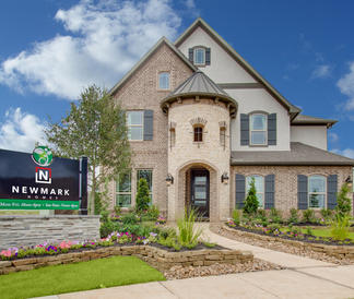 Harvest Green Strasburg Plan Model Home Image