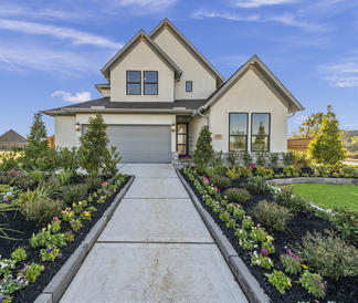 Bridgeland Montague Plan Model Home Image