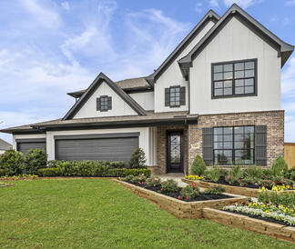 Fulbrook on Fulshear Creek Koblenz Plan Model Home Image