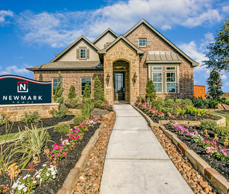 Towne Lake Orvieto Plan Model Home Image