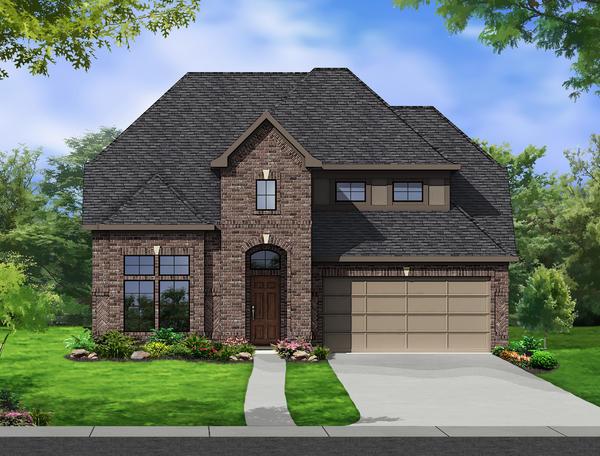 New Mark Homes Riverstone