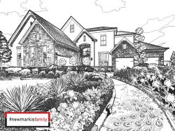 Fulbrook on Fulshear Creek Coloring Page